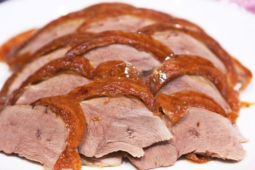 Quanjude Beijing Roast Duck.