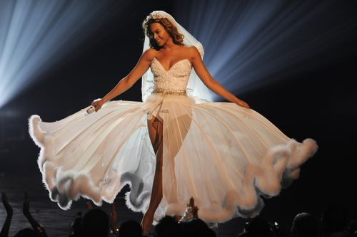 Beyonce performs at the 9th Annual BET Awards on Sunday in Los Angeles, California.