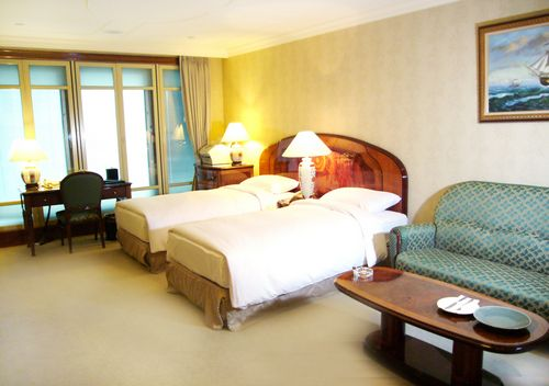 Enjoy Family summer time at Evergreen Laurel Hotel Taipei