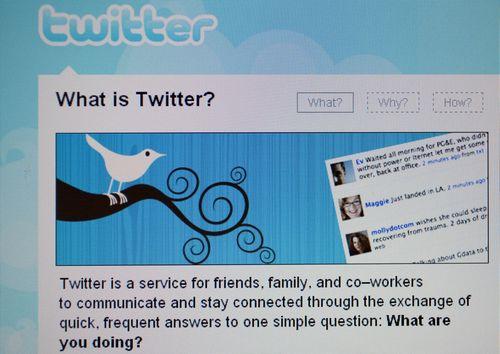 Twitter安全拉警報  駭客入侵員工帳戶