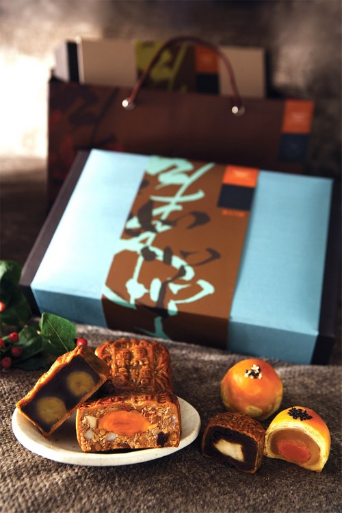Sheraton Taipei Hotel introduces exclusive mid-autumn gift boxes