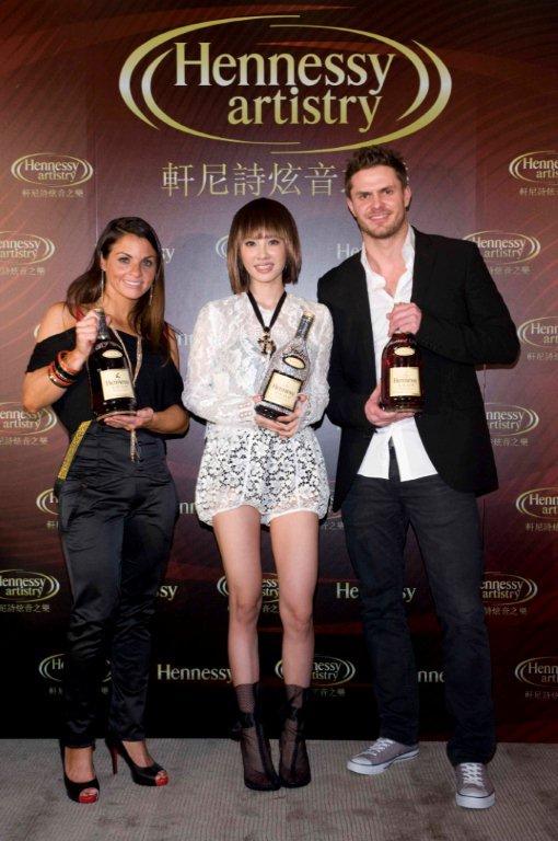 軒尼詩跨年音樂派對Hennessy artistry 12月30日台北登場