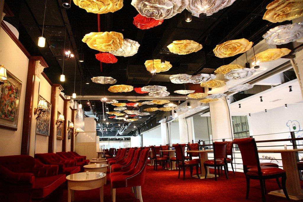 古典玫瑰園進駐國美館OT  黃騰輝玫瑰藝術以茶會友