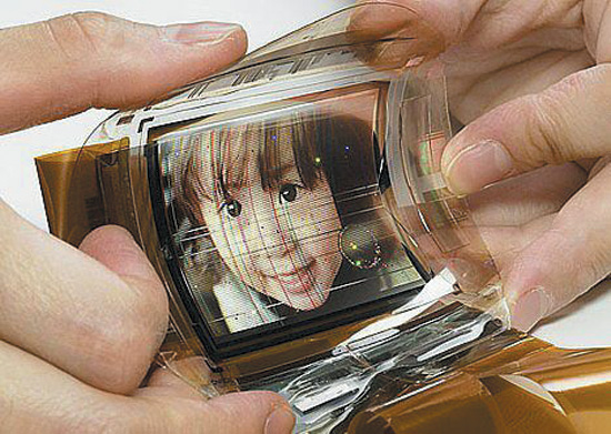 ITRI invents unbreakable NB display