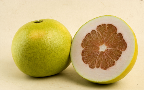 Meet the ecotic citrus varieties that can perk up wintertime meals:pomelo.