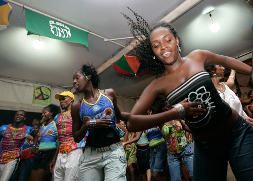 BRAZIL Carnival is a growing attraction for tourists