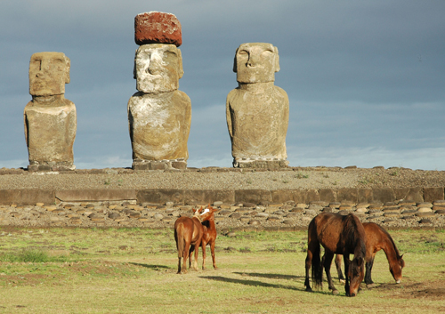Massive Statues On Easter Island Are Clues to the Past