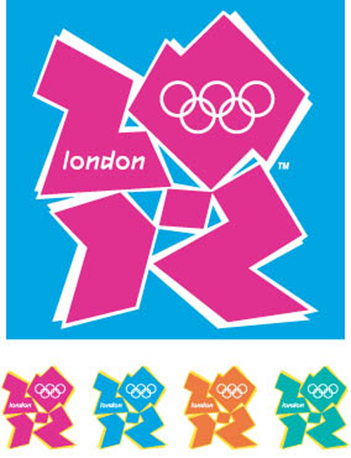 London's 2012 Olympic logo leaves critics cold