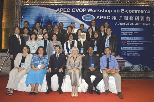 Representatives from 14 member economies attended the seminar.
