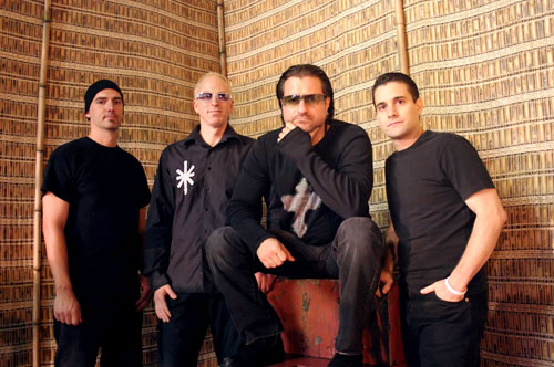 Unforgettable Fire performs as a U2 tribute band.
