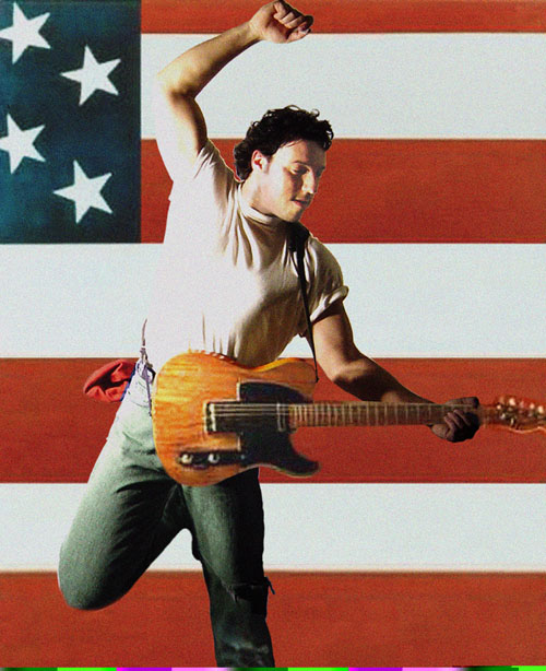 Bruce in the USA is a Bruce Springsteen cover band.