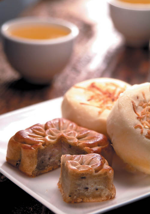 Imperial offers assorted mooncakes