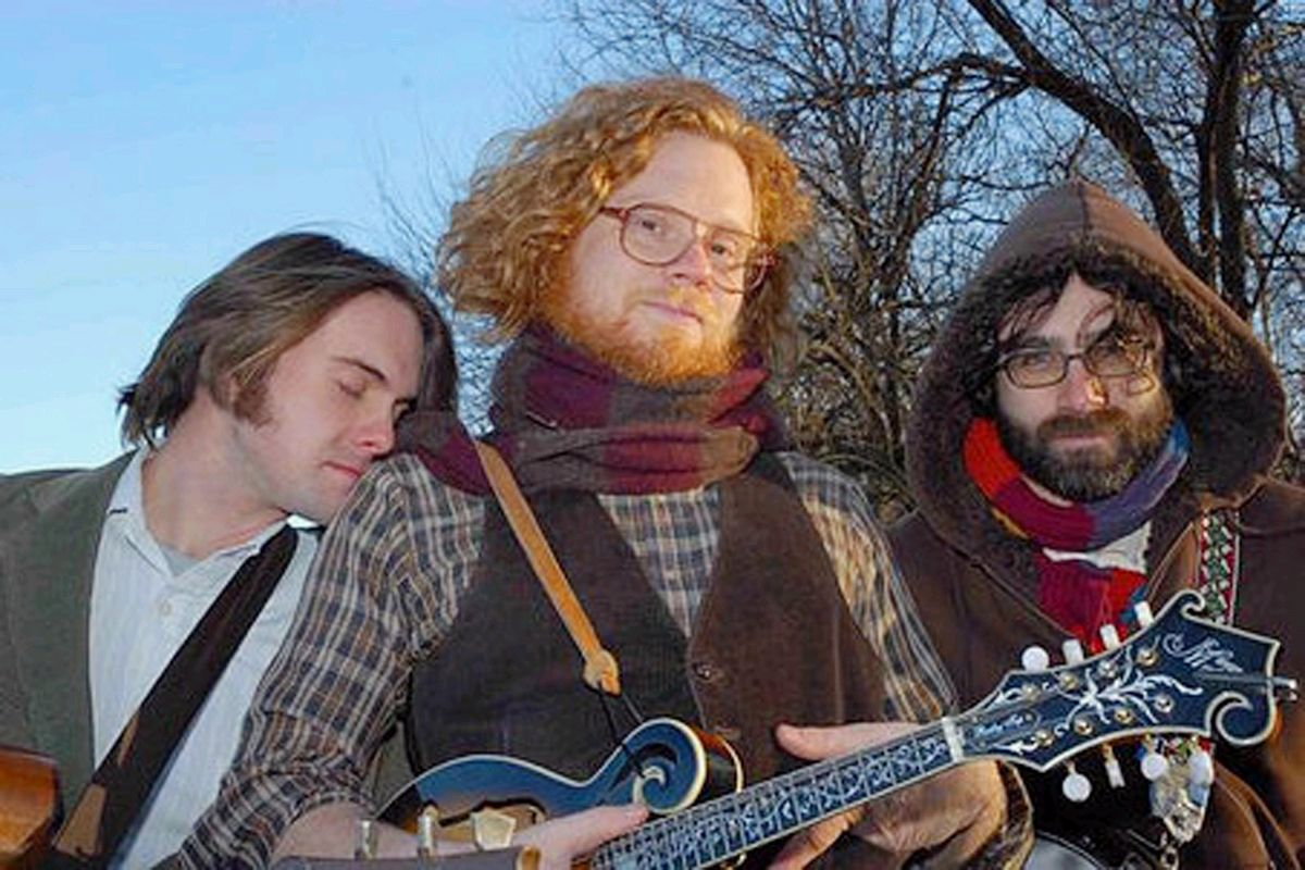 Americana act  Hoots & Hellmouth has cut three albums and toured the United States.