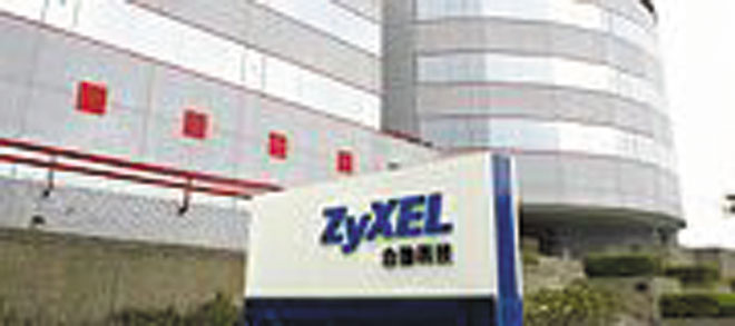 ZyXel listed as the Top Green firm