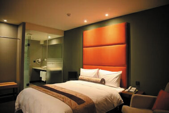 New business hotel in Taipei opens