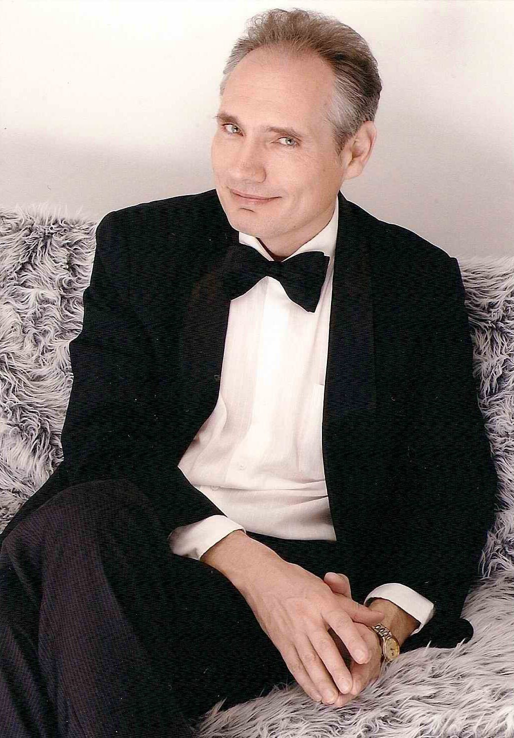 Rolf-Peter Wille to perform tonight