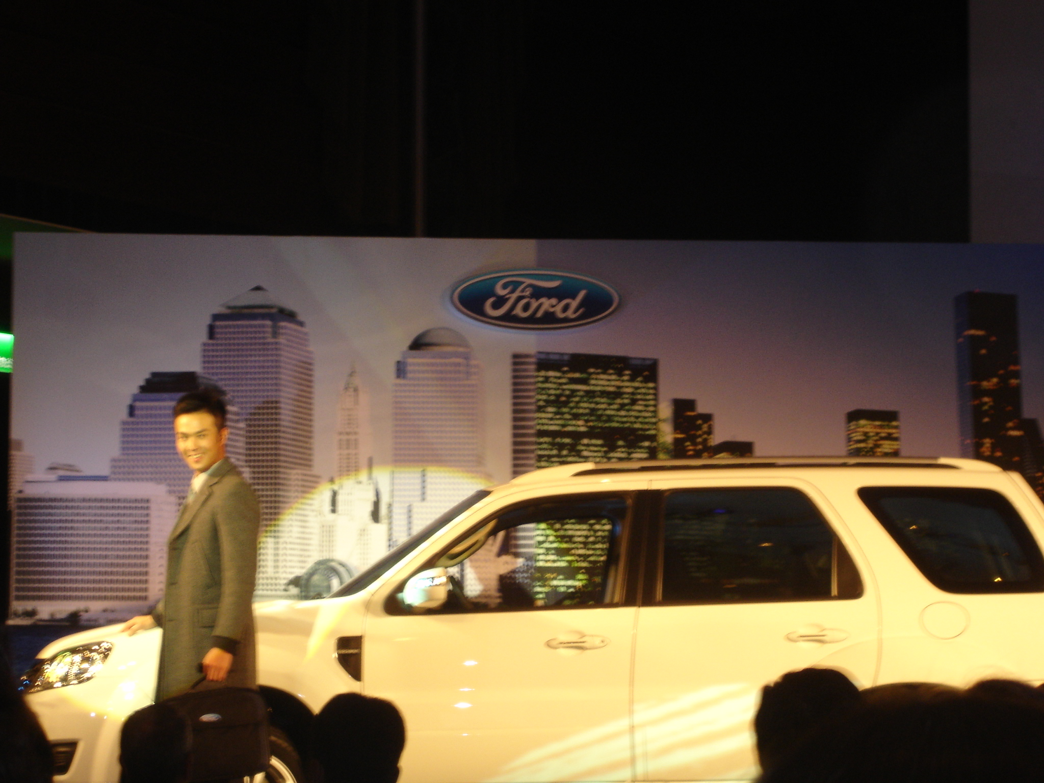 Ford Lio Ho Motor introduces the all-new Escape2 SUV
