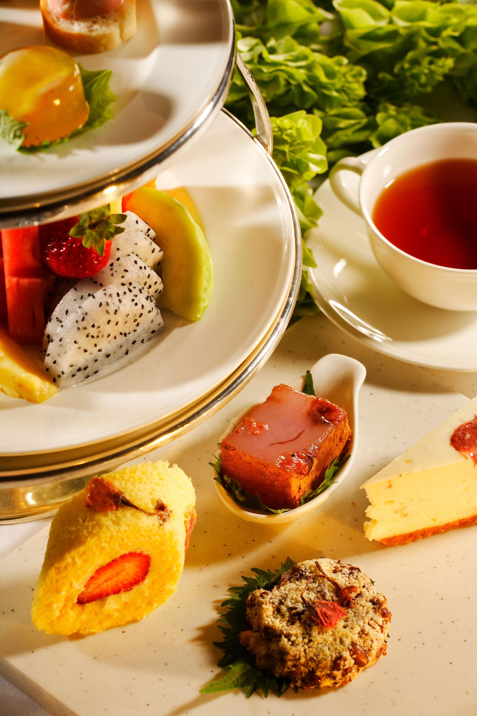Westin features English High Tea