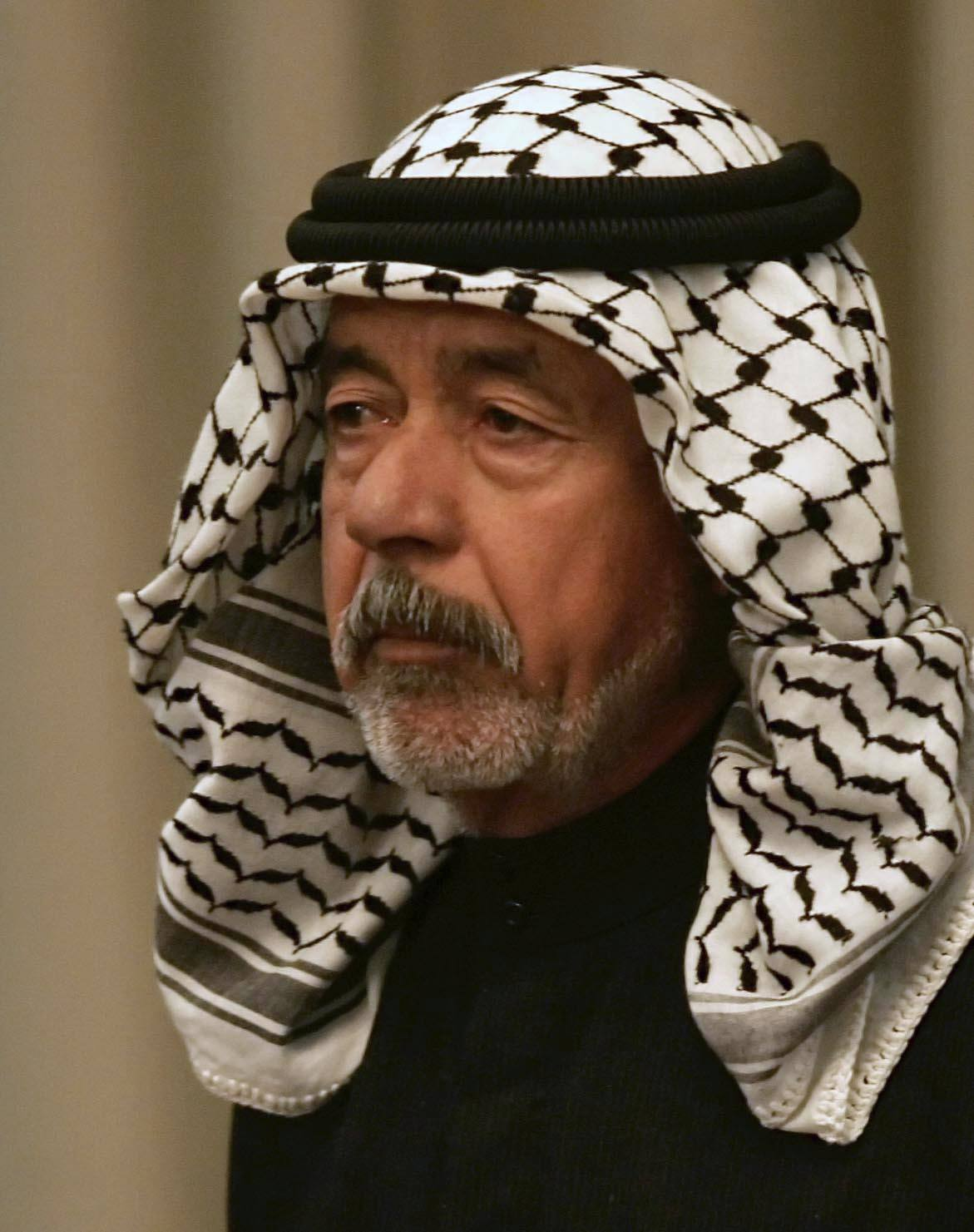 Hassan al-Majid is seen in this January 8, 2007 file photo.