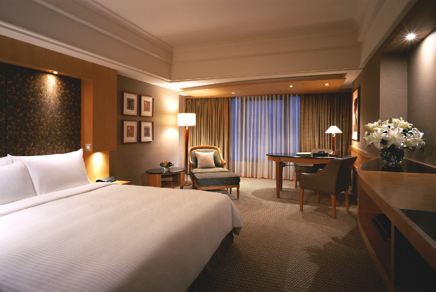 Grand Hyatt Taipei presents 'Peter Pan Weekday Package'