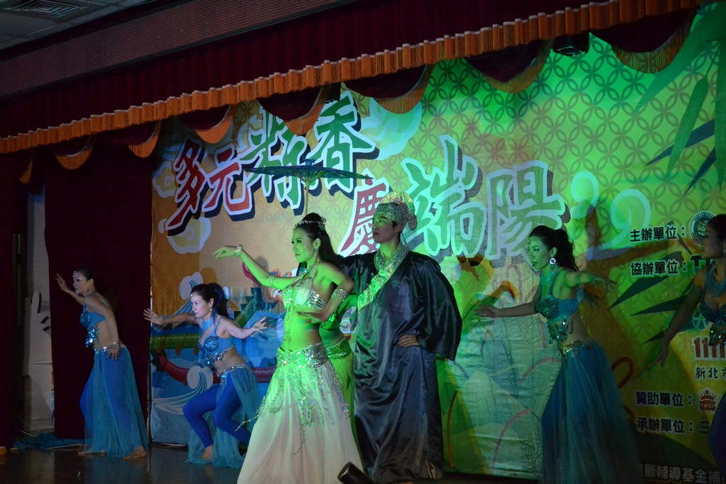 """The Lili Dance performs """"The Legend of the White Snake."""""""
