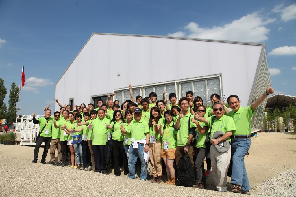 Where flowers bloom, there is hope NCTU's Orchid House Project won 4 awards in Solar Decathlon Europe 2014