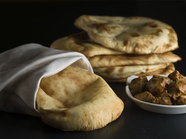 Newly popular naan tastes like a dream