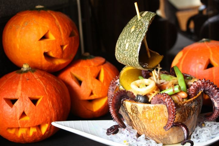 Taipei Garden Hotel will introduce Halloween cuisines along with interesting events.