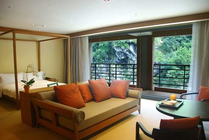 Silks Place Taroko to reopen in Dec. with introduction of special discounts.