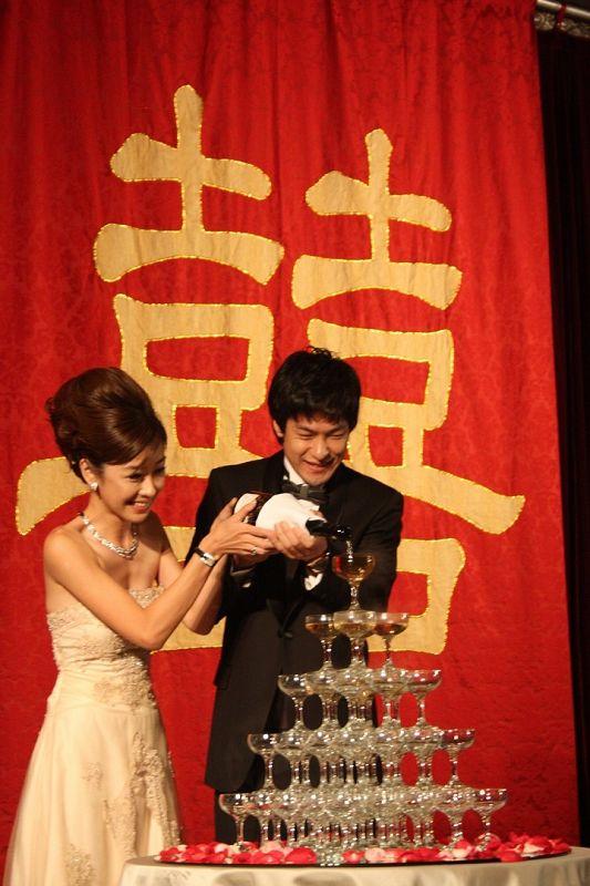 Book your dream wedding reception at Sheraton Taipei