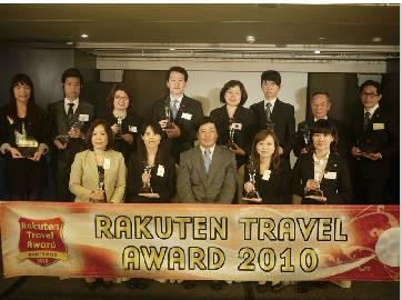 Caesar Park Hotel Taipei GM promoted to VP, New International Vision
