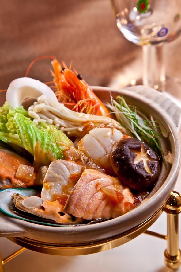 台北神旺飯店自助美食,冬季獻禮 西洋風味暖鍋,用餐免費送!