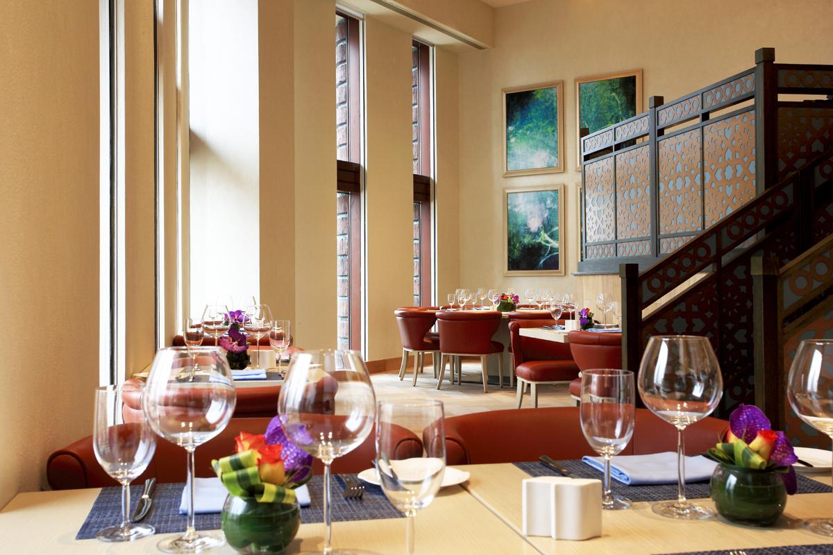 澳門金沙城中心康萊德酒店三大主題餐廳開幕