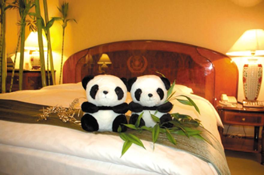 Evergreen Laurel Taipei launches Panda Package