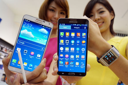 Samsung Taiwan fined NT$10 million for defaming HTC online