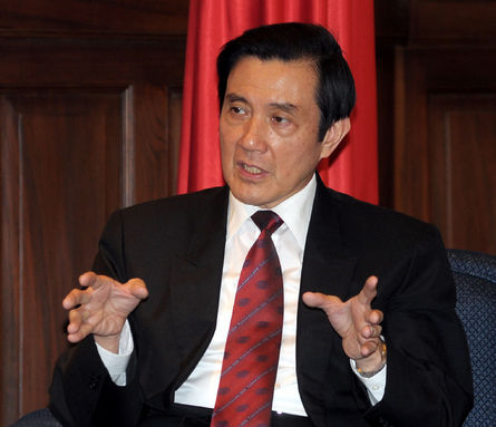 Taiwan-China service trade pact hard to pass this year: Taiwan official; financial stocks dropped Friday
