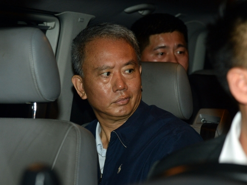 Ting Hsin chief resigns over food scandal