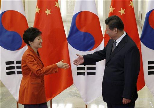 China Korea Sign Free Trade Agreement Taiwan News