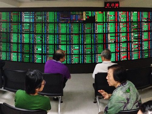 Taiwan plans to allow bigger daily fluctuations of share prices