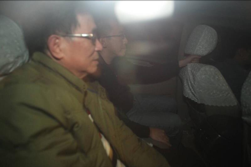 Kaohsiung Police ready security for Chen Shui-bian