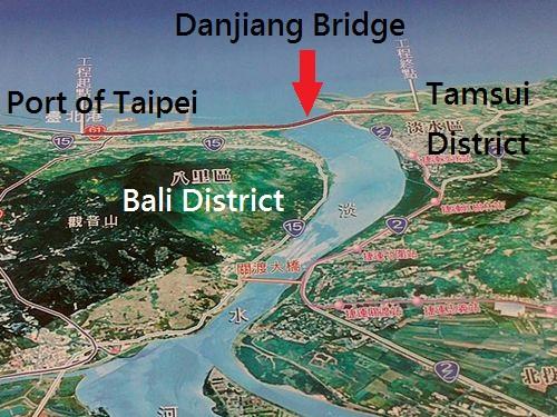 Taiwan soliciting designs overseas for Danjiang Bridge