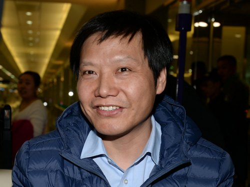 The founder and chief executive officer of fast-growing Chinese smartphone maker Xiaomi Corp. arrived in Taiwan on Monday to attend the cross-Taiwan ...