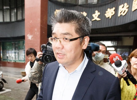 Sean Lien questioned about Ting Hsin