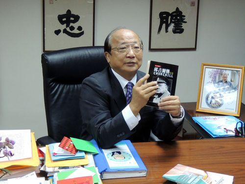 Jason Hu to join Want Want China Times