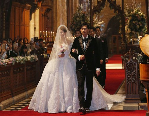 The wedding costs of Taiwanese Mandopop king Jay Chou and model Hannah Quinlivan are believed to have surpassed NT$20 million (US$633,000), local medi...