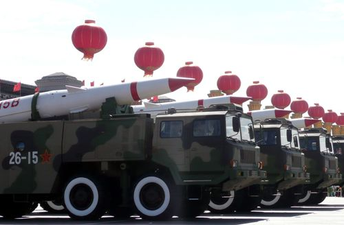 China to hold unusual military parade in September: report