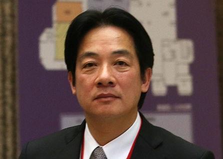 William Lai encouraged to declare for 2016 presidential run