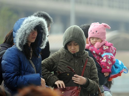 Colder weather expected in Taiwan starting Sunday