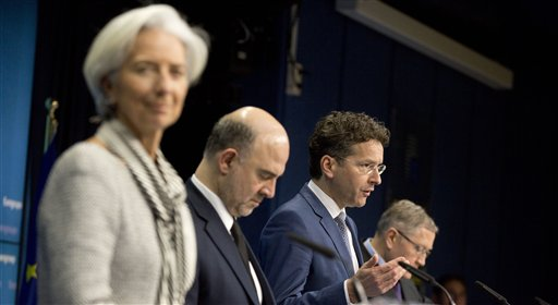 Greece bailout: Four-month extension in eurozone deal