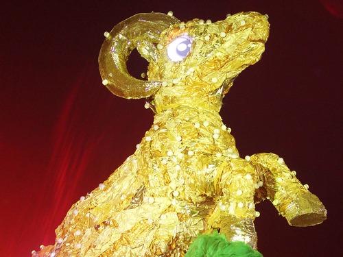 Taiwan lit up for Lantern Festival